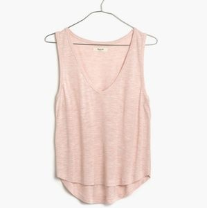 Madewell Tops - Madewell Anthem Crop Tank